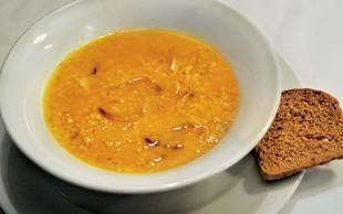Recept za juho iz leče