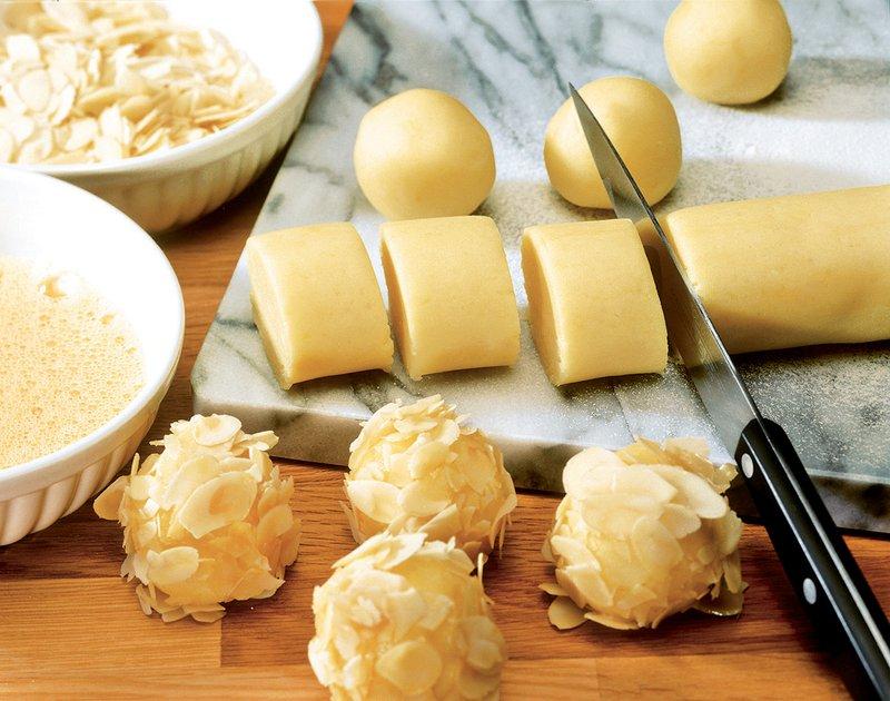mandljeve kroglice