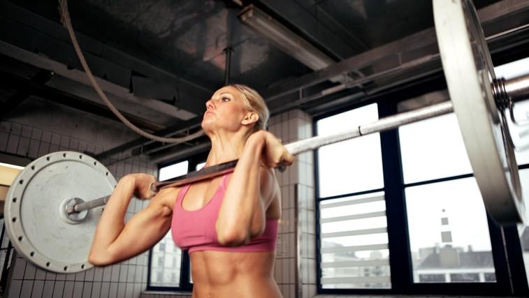 Trening z utežmi za ženske - dejstva, ki jih morate poznati (foto: Shutterstock.com)