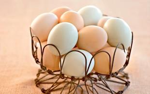 Jajca: Najbolj priljubljena velikonočna jed