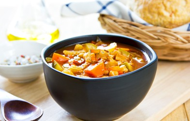 Recept: Juha s korenovkami