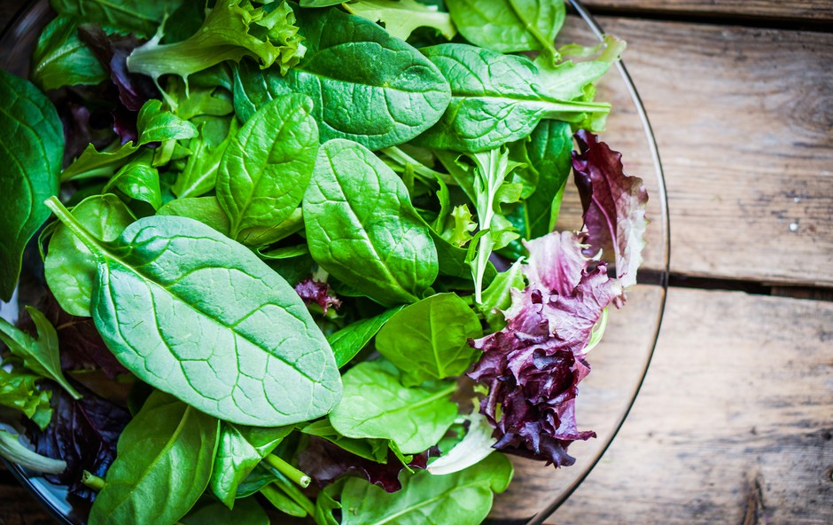 Moč zelenolistne zelenjave (foto: Shutterstock.com)