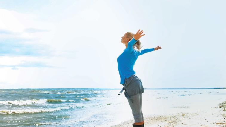 Majhne spremembe, ki vas bodo naredile srečnejše in vitalnejše (foto: Revija Lisa)
