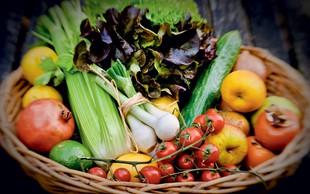 Vegetarijanstvo nadgradite s presno prehrano