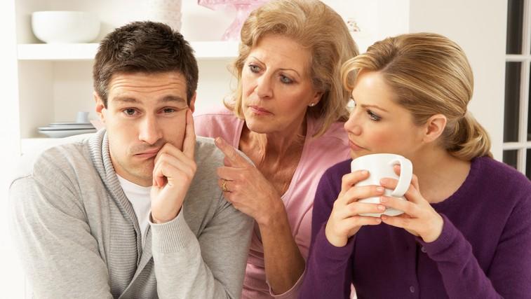 Zakaj se tašča in snaha včasih težko sporazumeta?  (foto: Shutterstock.com)