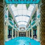 Danubius Hotel Gellért, je slaven po svoji termalni vodi (foto: profimedia)