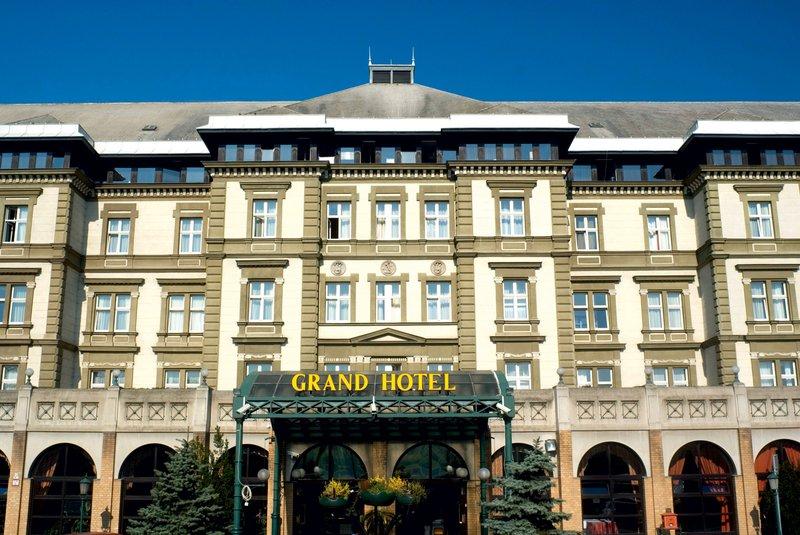 grand hotel margistsziget