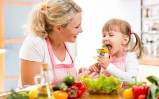 Katera prehrana je za otroke idealna?