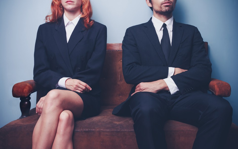 Kdo sem? O moških in ženskih vlogah (foto: Shutterstock.com)