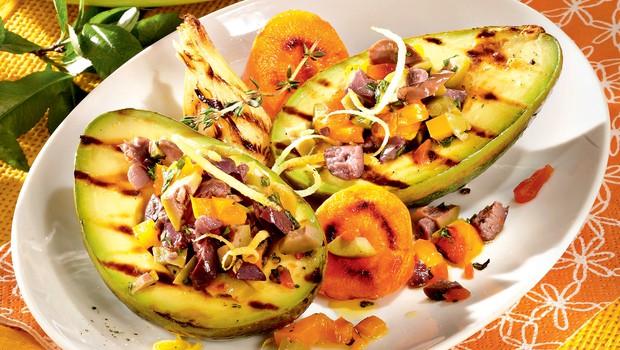 Recepti: Slastne solate z zelenjavo z žara  (foto: Profimedia)