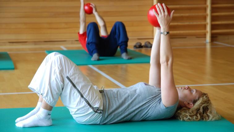 Pomen fizične aktivnosti za revmatike (foto: Shutterstock.com)