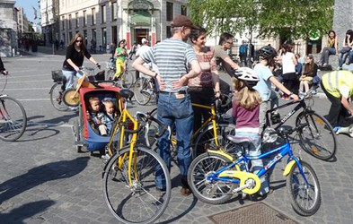 Kolesarski festival 2014 – vikend v znamenju kolesarjenja