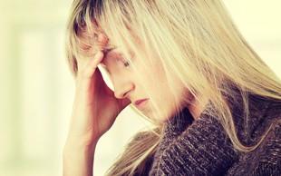 5 glavnih vzrokov za glavobol
