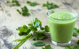 So lahko zeleni smoothieji zdravju škodljivi