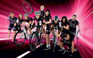 Prve kolesarske profesionalke