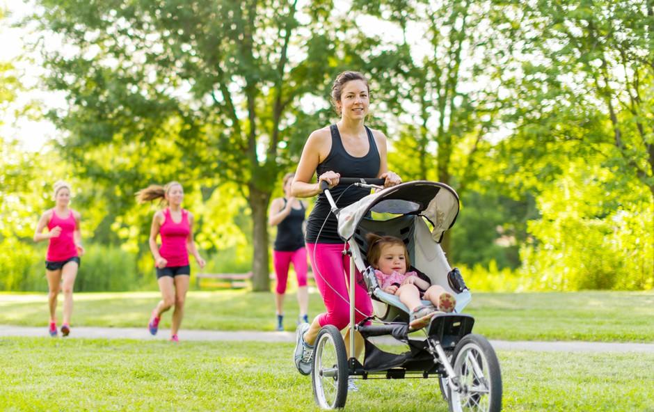 Hujšanje po porodu (foto: Shutterstock.com)