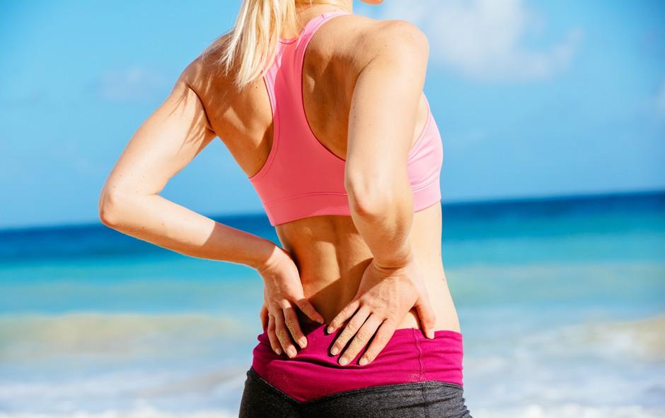 Življenjska izkušnja: Stara sem bila 26 let, ko so se pričele nočne bolečine v hrbtenici (foto: Shutterstock.com)
