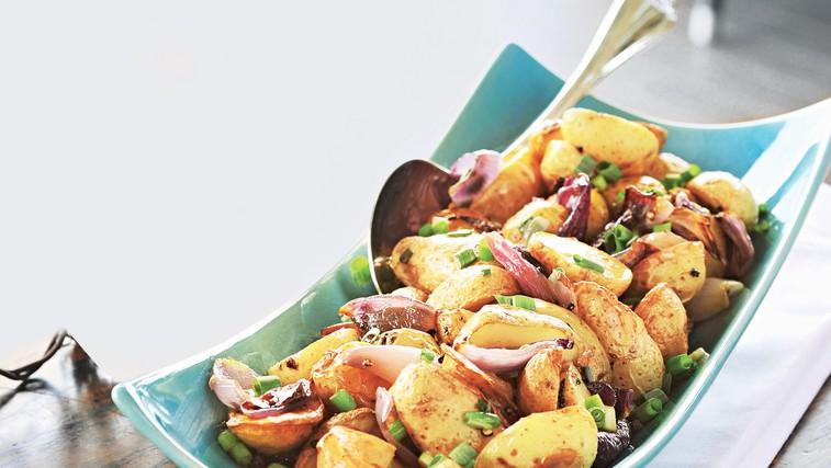 Recepti: Slastne jedi iz mladega krompirja