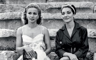 Ljubezenska zgodba dive in milijonarja: Maria Callas in Aristotle Onassis