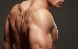 Unilateralni trening - za širok hrbet, mišičasta ramena in krepko jedro