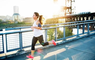 Vpliv teka na zmanjšanje telesne teže
