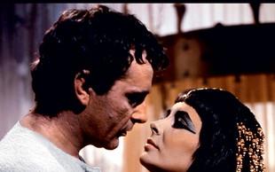 Ljubezenska zgodba: Elizabeth Taylor in Richard Burton