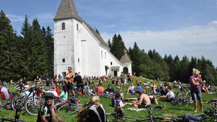 Bike festival na Pohorju - tudi letos gremo na največje druženje rekreativnih gorskih kolesarjev (foto: Arhiv www.bikefestival.si)