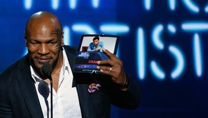 Mike Tyson na podelitvi nagrad BET