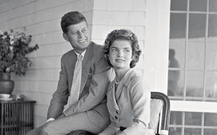 Ljubezenska zgodba: John F. Kennedy in Jackie Bouvier