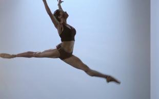 Misty Copeland vam pokaže, da je tudi balet zahteven šport