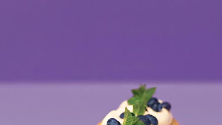 Borovničeva rulada (foto: revija lisa)