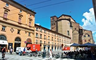 Bologna - najstarejše akademsko mesto v Evropi
