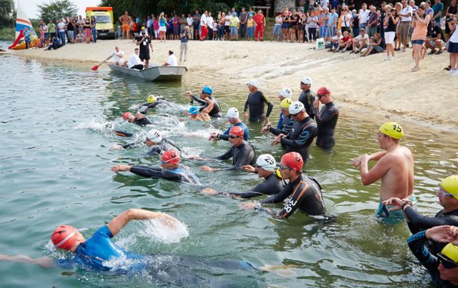 Vikend v znamenju ekstremnega tekmovanja: Dvojni ultra triatlon v Bakovcih (foto: Arhiv www.triatlon-ms.si)