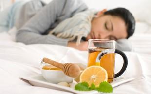 Gripi podobni simptomi so lahko znaki lymske borelioze