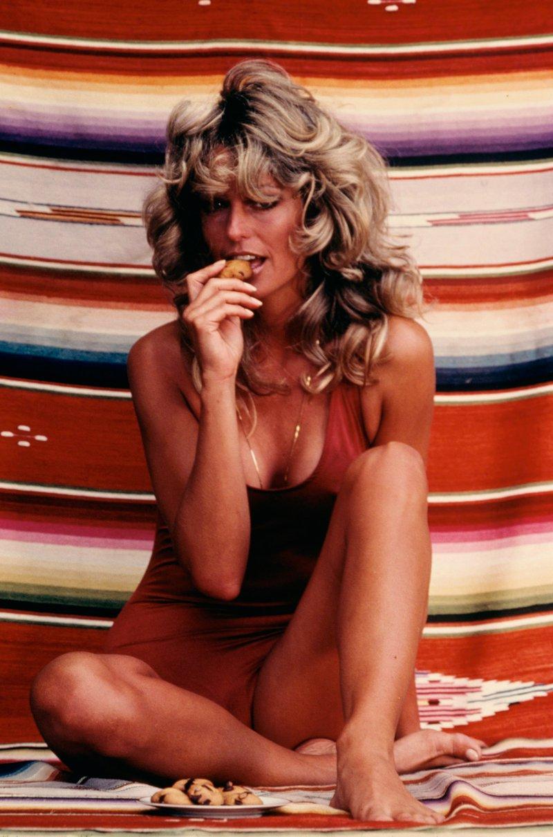 Status seks bombe Farrah pripada še danes. Ko je pri 50 letih gola pozirala za Playboy, so revijo prodali v takrat rekordnih štirih milijonih izvodih.