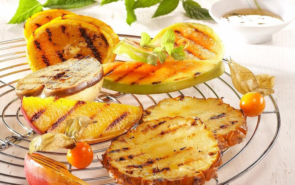 Recept: Sadje z žara (foto: Profimedia)