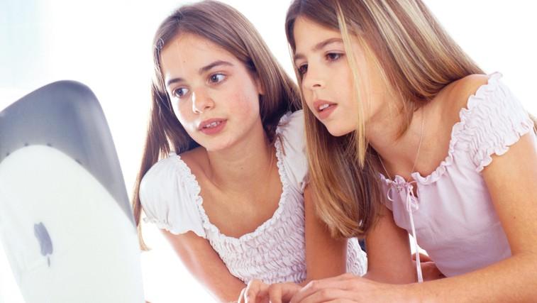 Omejite otrokov čas na spletu (foto: Shutterstock.com)