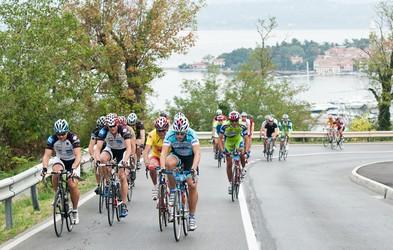 Obalni kolesarski maraton - največji kolesarski dogodek v slovenski Istri