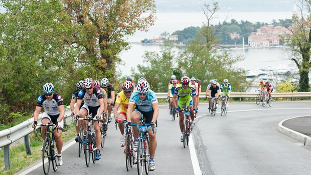 Obalni kolesarski maraton - največji kolesarski dogodek v slovenski Istri (foto: Promocijsko gradivo)