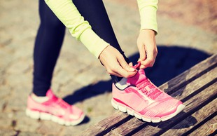 Kako se izogniti pridobivanju teže med pripravami na maraton