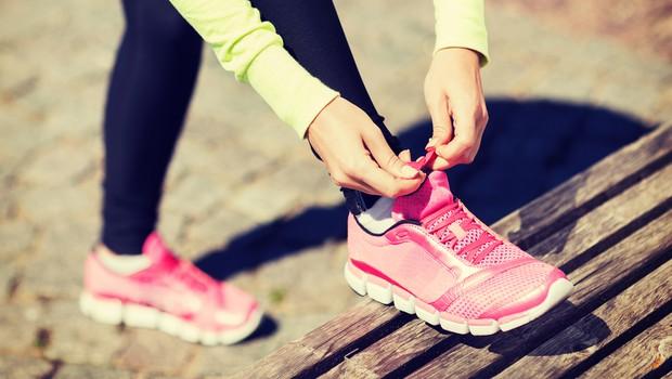 Kako se izogniti pridobivanju teže med pripravami na maraton (foto: Shutterstock.com)