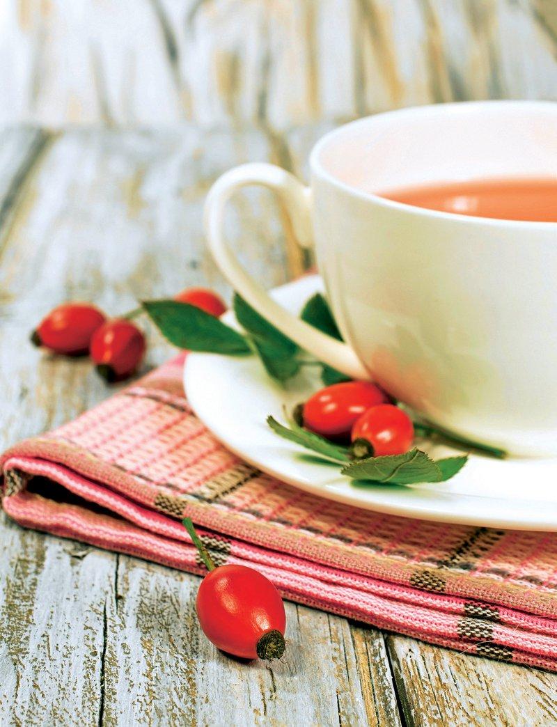 šipek čaj