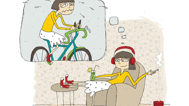 Zanimivi izsledki o tem, zakaj nekateri na marajo telovadbe (foto: Shutterstock.com)