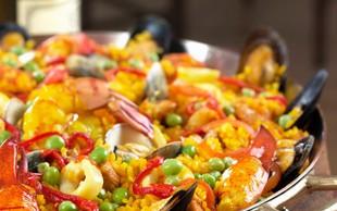 Kulinarično popotovanje: Španija