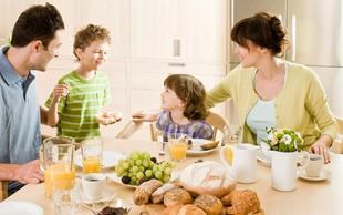 Kakšen tip zajtrkovalca ste?