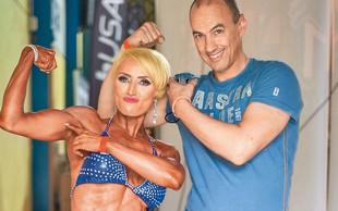 Simona Kern: Pri 37 letih je popolnoma spremenila svoje telo