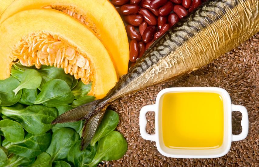 Posledice pomanjkanja omega-3 maščobnih kislin so lahko resne