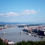 Pogled na mesto z griča Citadella (foto: Dunja Rosina)