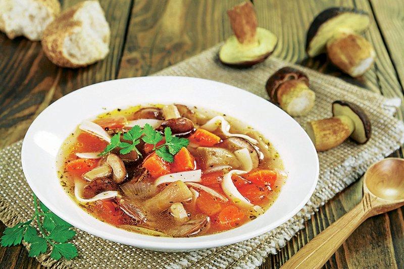 toskanska gobova juha