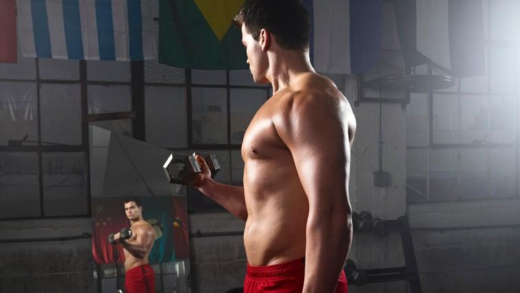 Slaba drža kvari treninge (foto: Profimedia)